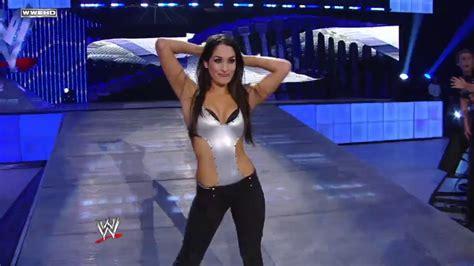 Video: Brie Bella's In-Ring Debut - Wrestling Inc.