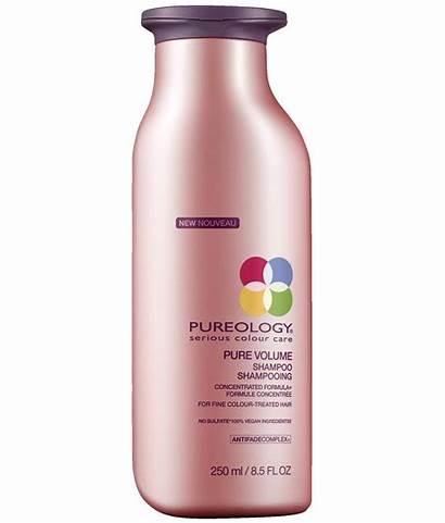Pureology Shampoo Volume Pure Fine Shampoos Sulfate