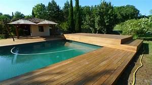 Bois Pour Terrasse Piscine : rnovation piscine terrasse en bois toulouse terrasse ~ Edinachiropracticcenter.com Idées de Décoration