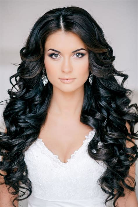 longer hair styles for most beautiful bridal wedding hairstyles for hair