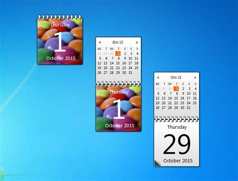 gadget bureau windows 7 calendar gadget windows 7 desktop gadget