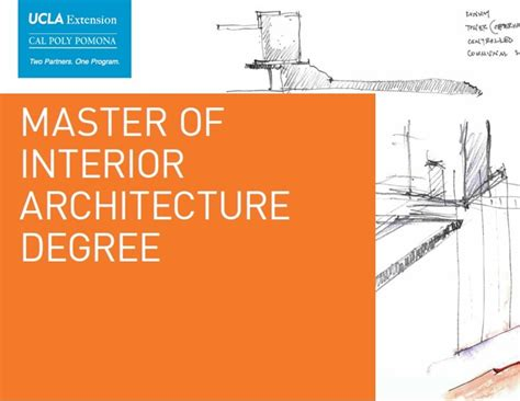 master  interior architecture application requirements