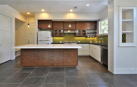 dewitt designer kitchens midcentury modern san antonio kitchen fireclay tile 3319