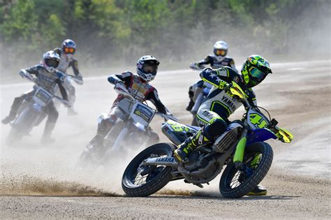 Racing Rossi At The Motor Ranch
