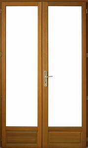 Porte Fenetre Bois 2 Vantaux : porte fenetre 2 vantaux bois fen tre menuiserie ~ Dode.kayakingforconservation.com Idées de Décoration