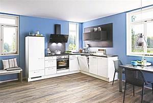 L Küche Günstig : kleine wei e l k che f r nur 3988 nur bei der kuechen boerse berlin ~ Frokenaadalensverden.com Haus und Dekorationen