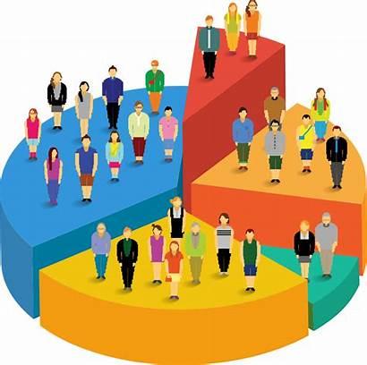 Clipart Demographics Marketing Transparent Platform Integrated Crowd