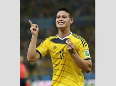 Report Real Madrid agree $107 million deal for James
