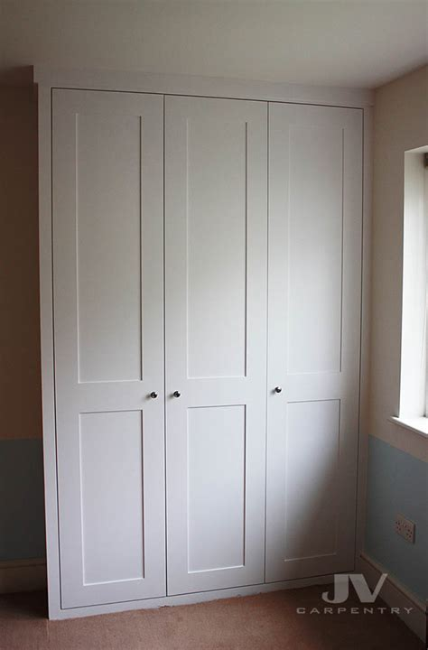 fitted wardrobes  shaker doors kilburn north west