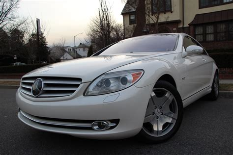 Exhaust, staggered 20 rims, bumpers. Buy Used 2007 MERCEDES CL600 DESIGNO for $14 900 from trusted dealer in Brooklyn, NY!