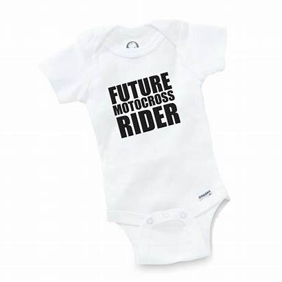 Motocross Onesie Funny Motorcycle Boy Rider Gift