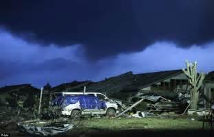 Oklahoma Tornado Storm