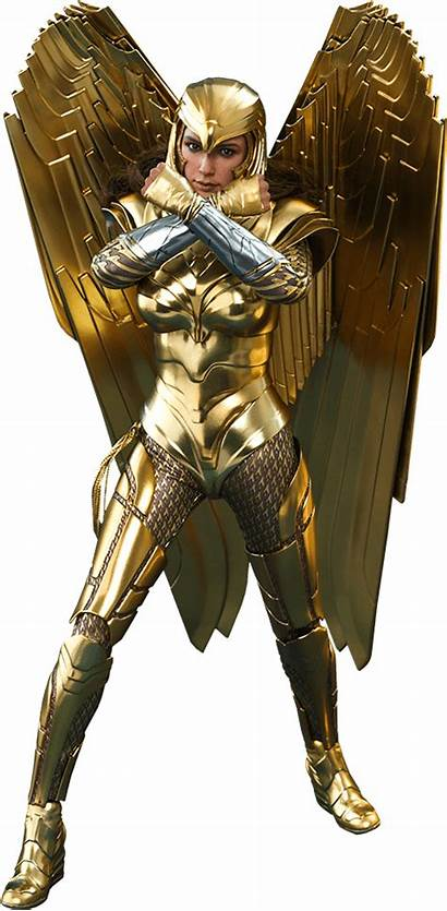 Armor Wonder Woman 1984 Golden Toys Movie