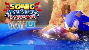 Tss Review Sonic U0026 All Stars Racing Transformed Wii U