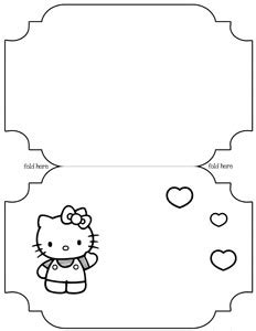 Hello Cut Out Template by Hello Cut Out Template Www Pixshark Images