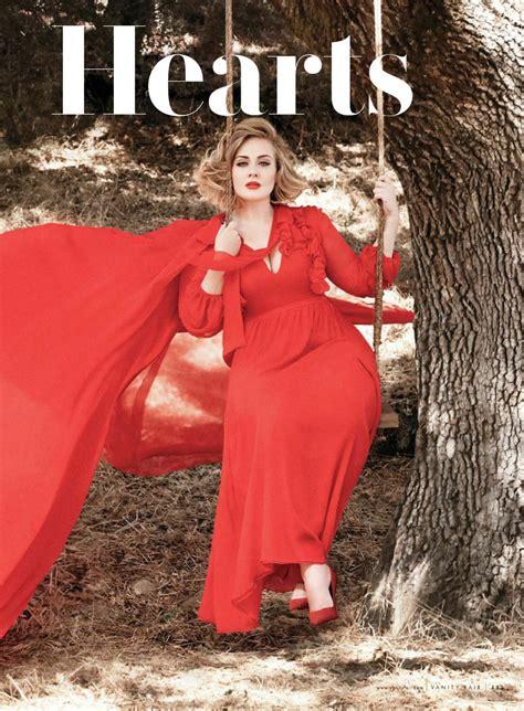 Vanity Fair Magazine Canada - trands adele vanity fair magazine usa