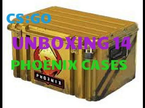 cs go unboxing 14 cases