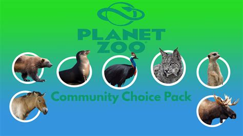 zoo planet pack reddit introducing community choice planetzoo