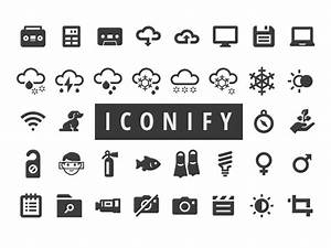 Iconify  650  Free Icons For Web And Apps
