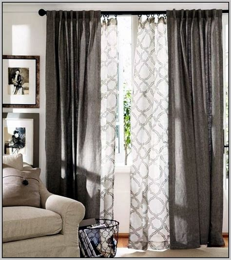 window treatments blinds and curtains together recent