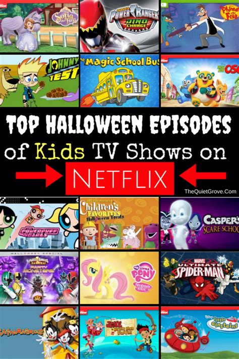 top episodes of tv shows on netflix the 315 | Top Halloween Episodes 683x1024