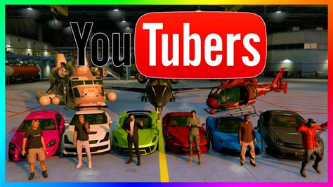 gta   dlc content youtubers special