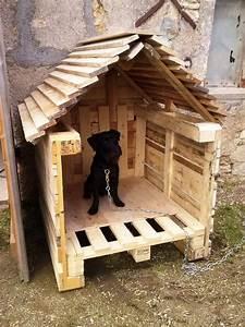 Cabane Pour Chien : construction cabane chien ~ Melissatoandfro.com Idées de Décoration