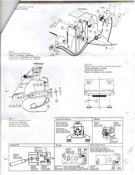 pagoda sl technical manual electrical radio