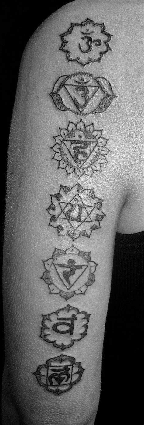 Tattoos Based on the 7 Chakras | Tattoo.com | Chakra tattoo, Tattoos, Spine tattoos