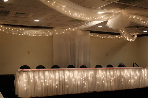 ceiling decor toledo wedding planner perrysburg