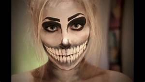 Schminken Zu Halloween : wie macht man zu halloween so ein mund make up siehe bild youtube beauty party ~ Frokenaadalensverden.com Haus und Dekorationen