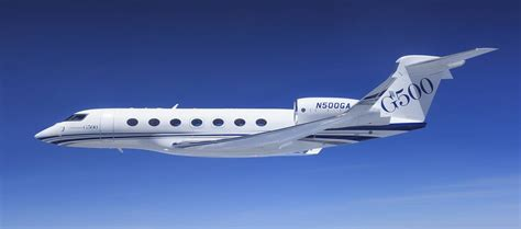 Gulfstream Aerospace - Aircraft - G500