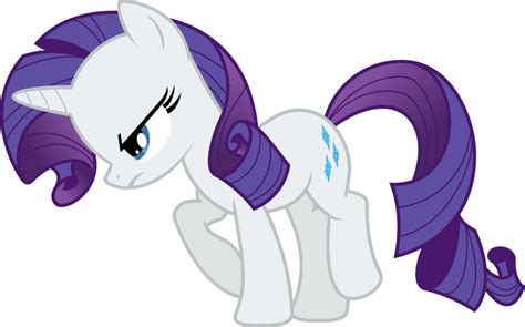 Rarity Angry Walk By Delphince On Deviantart