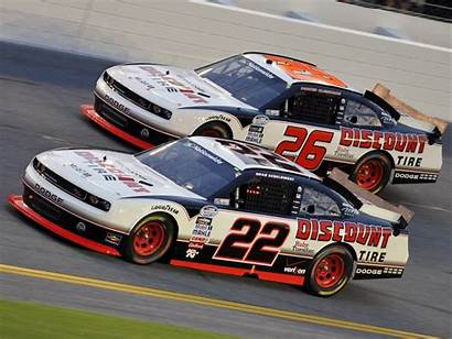 Nascar Dodge Wallpapers Challenger Race Nationwide Series