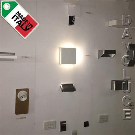 sel 232 ne illuminazione spy 11w led wall light from davoluce