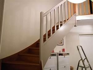 comment repeindre facilement un escalier en bois blog With repeindre un escalier en blanc 1 comment repeindre facilement un escalier en bois