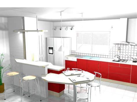bar separation cuisine meuble bar separation cuisine americaine inspirations avec