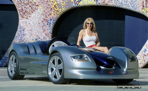 Concept Flashback - 2001 RINSPEED Rone 1