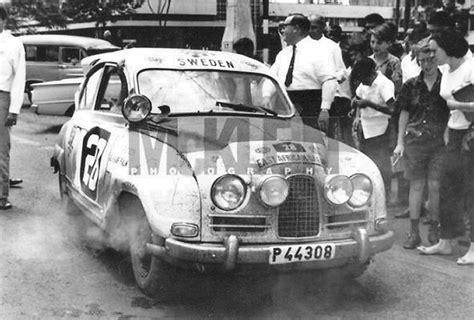 12 East African Safari Rally. 26-30.03.1964r