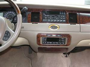 Diagram For 2000 Lincoln Town Car Interior