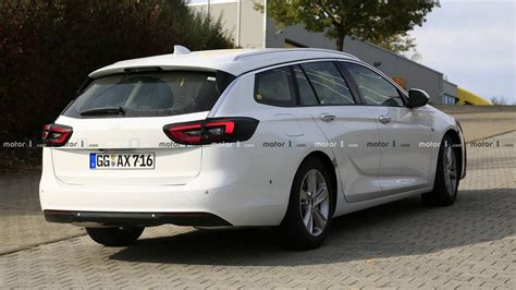 Opel Indignia 2020 by 2020 Opel Insignia Facelift Photo Motor1 Photos