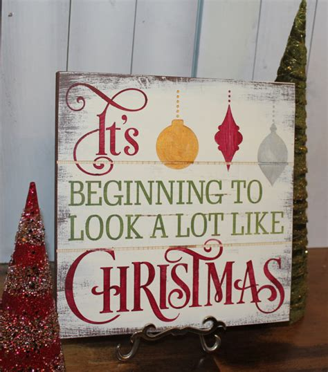 christmas sign christmas sign subway style it s beginning
