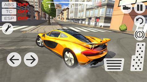 Para muchos de nosotros es complicado a veces jugar algún juego de altos recursos, incluso porque no tenemos el. Extreme Car Driving Simulator 5.3.2 - Descargar para ...