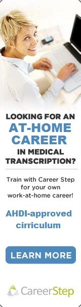 transcriptionist from home medical transcriptionist jobs from home