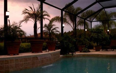 lanai lighting images  pinterest backyard