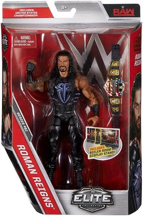 wwe elite collection series  set   figures