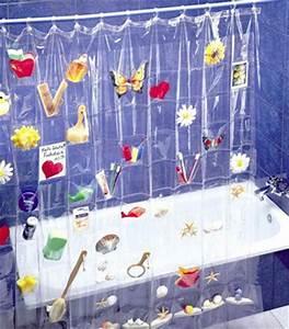 Rideau De Salle De Bain : rideau pour douche italienne maison design ~ Premium-room.com Idées de Décoration
