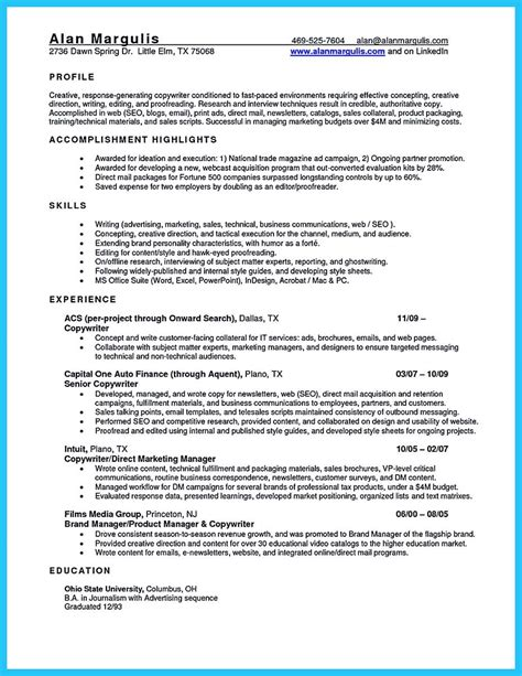 Sle Of A Resume Format by Pin On Resume Template Resume Business Resume Sales Resume