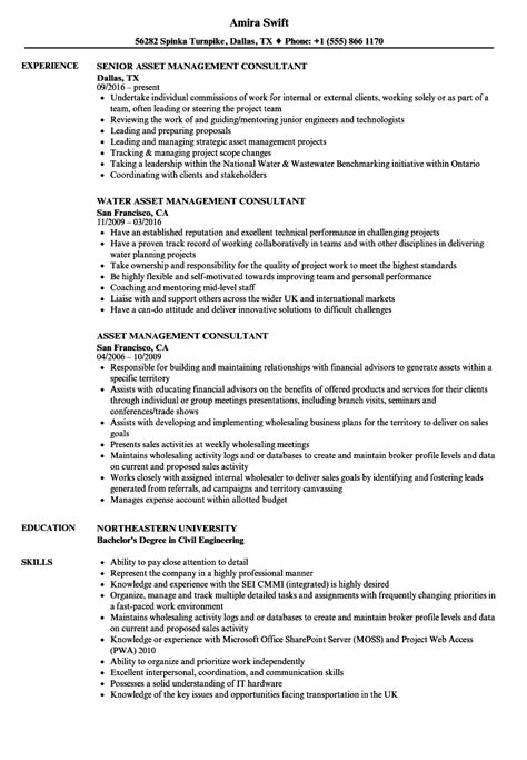 Asset Management Consultant Resume Samples  Velvet Jobs. Resume Objective For Maintenance Technician Template. Sample Registered Nurse Cover Letter Template. Resume Format For Management Students Template. Proof Of Income Documents Template. Simple Promissory Note Template. Microsoft Word Halloween Templates. Loan Application Format In Word Ceczc. Resume Free Format
