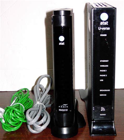 at t u verse modem choice modem router combos